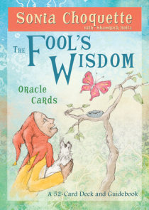 The Fool's Wisdom Oracle Cards