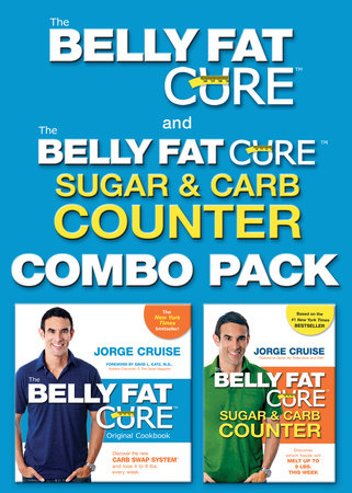 The Belly Fat Cure Sugar & Carb Counter REVISED by Jorge Cruise