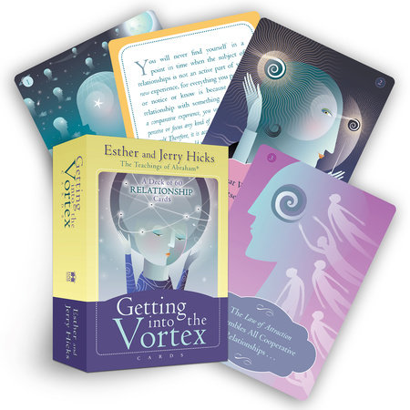 Getting into the Vortex Cards by Esther Hicks and Jerry Hicks