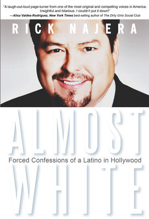 Almost White by Rick Najera