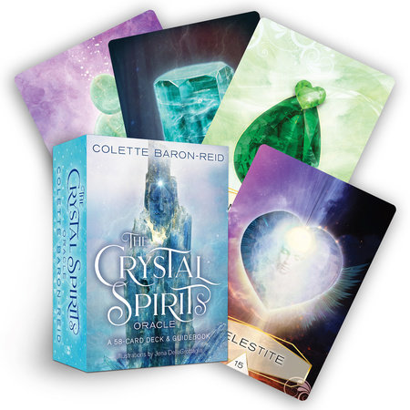 Crystal Spirits Oracle by Colette Baron-Reid