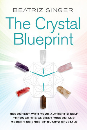 Crystal Blueprint by Beatriz Singer