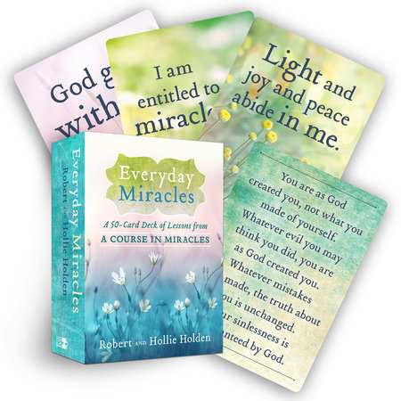 Everyday Miracles by Robert Holden