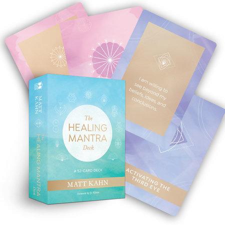 The Healing Mantra Deck by Matt Kahn