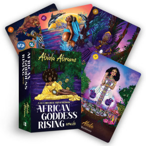 African Goddess Rising Oracle