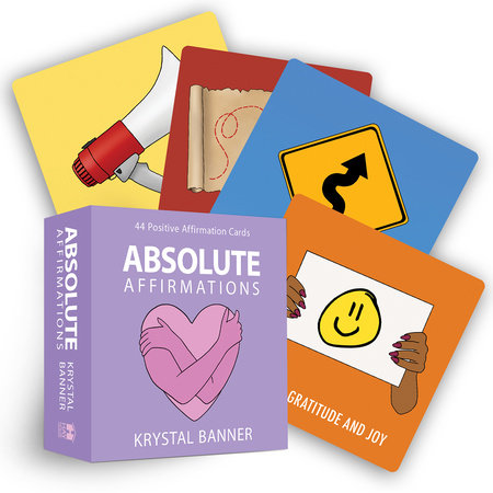 Absolute Affirmations by Krystal Banner