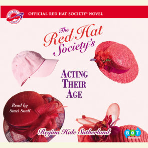 Red Hat Society's Acting Their Age