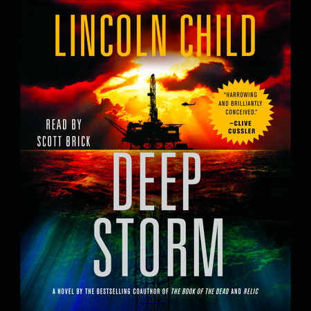 Deep Storm by Lincoln Child