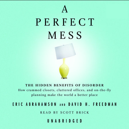 A Perfect Mess by Eric Abrahamson and David Freedman
