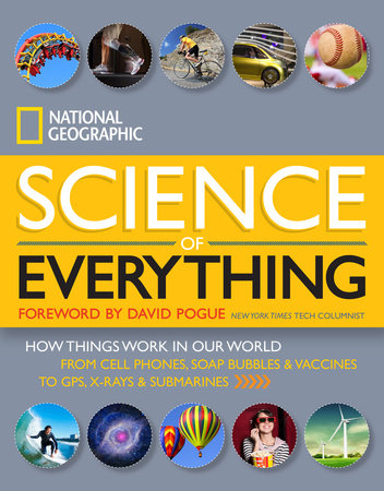 National Geographic Science of Everything by National Geographic