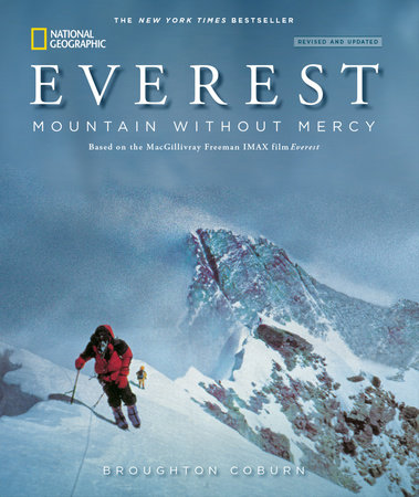 Everest, Revised and Updated by Broughton Coburn