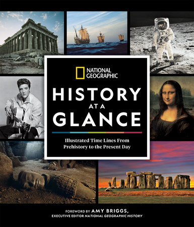 National Geographic History at a Glance by National Geographic