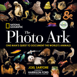 National Geographic The Photo Ark Limited Earth Day Edition