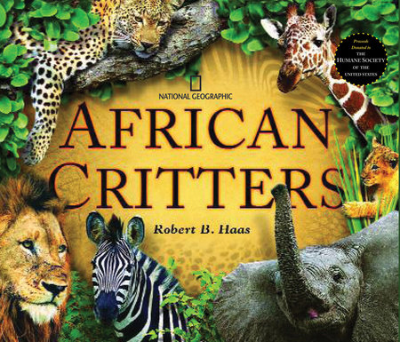 African Critters by Robert B. Haas