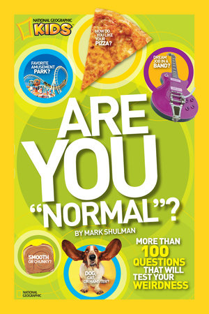 """Are You """"Normal""""? by Mark Shulman"""