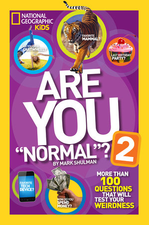"""Are You """"Normal""""? 2 by Mark Shulman"""