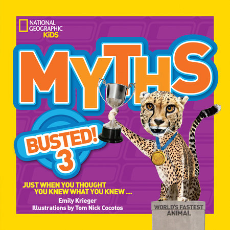 Myths Busted! 3 by Emily Krieger