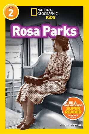 National Geographic Readers: Rosa Parks by Kitson Jazynka