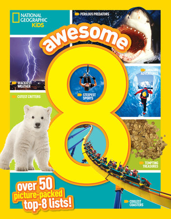 Awesome 8 by National Geographic Kids