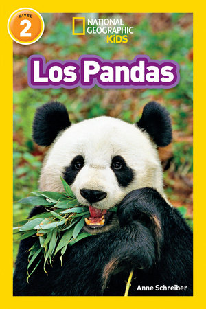National Geographic Readers: Los Pandas by Anne Schreiber