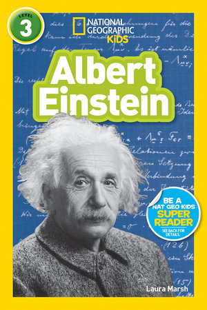 National Geographic Readers: Albert Einstein by Libby Romero