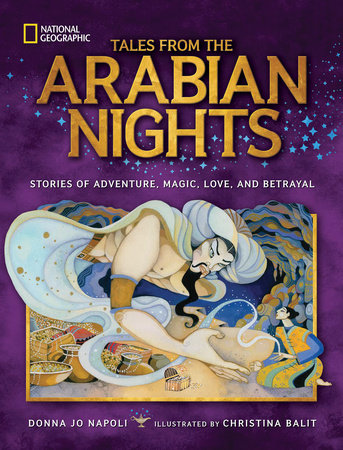 Tales From the Arabian Nights by Donna Jo Napoli
