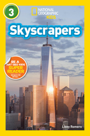 National Geographic Readers: Skyscrapers (Level 3) by Libby Romero