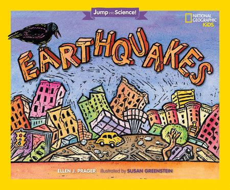 Jump Into Science: Earthquakes by Ellen J. Prager