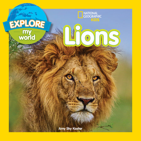 Explore My World: Lions by Amy Sky Koster