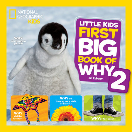National Geographic Little Kids First Big Book of Why 2 by Jill Esbaum