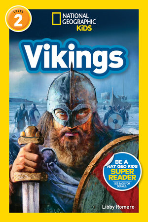National Geographic Readers: Vikings (L2) by Libby Romero