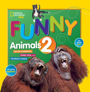 National Geographic Kids Funny Animals 2