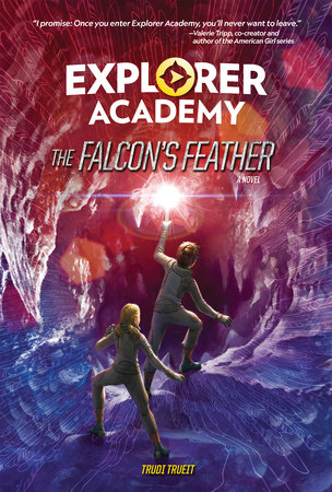 Explorer Academy: The Falcon's Feather (Book 2) by Trudi Trueit