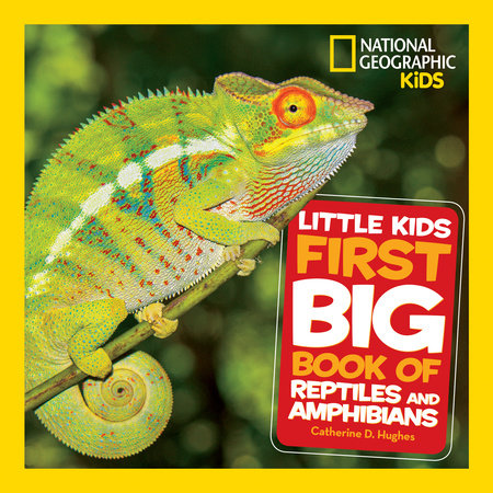 Little Kids First Big Book of Reptiles and Amphibians by Catherine D. Hughes