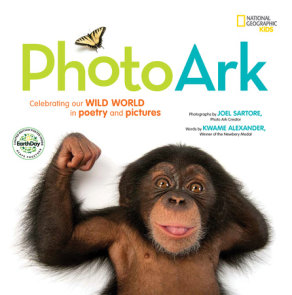 National Geographic Kids Photo Ark Limited Earth Day Edition