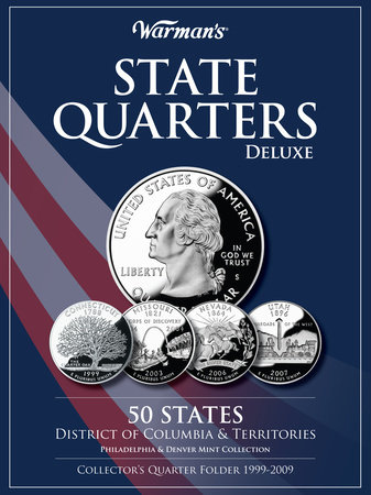 State Quarters 1999-2009 Deluxe Collector's Folder by Warman's
