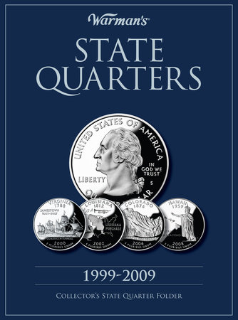 State Quarter 1999-2009 Collector's Folder by Warman's