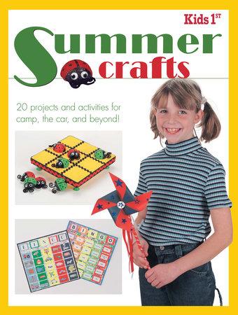 Kids 1st Summer Crafts by