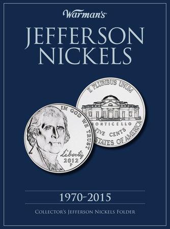 Jefferson Nickels 1970-2015 by Warman's