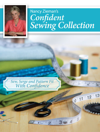 Nancy Zieman's Confident Sewing Collection by Nancy Zieman