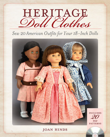 Heritage Doll Clothes by Joan Hinds