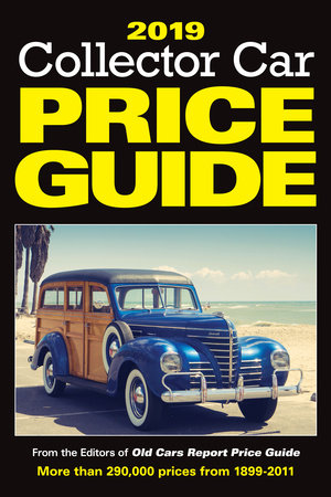 2019 Collector Car Price Guide by