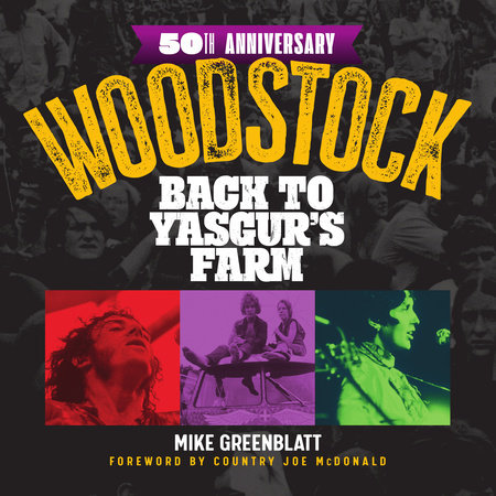 Woodstock by Mike Greenblatt