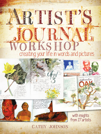 Artist's Journal Workshop by Cathy Johnson