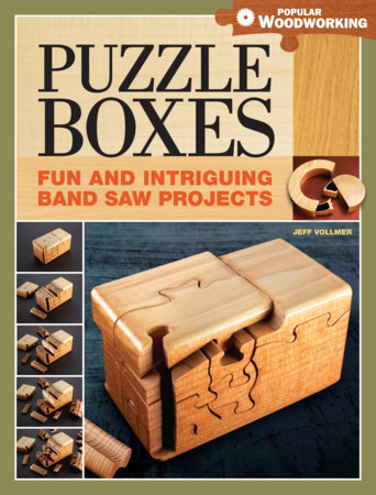 Puzzle Boxes by Jeff Vollmer