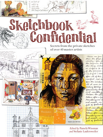 Sketchbook Confidential by Editors of North Light Books