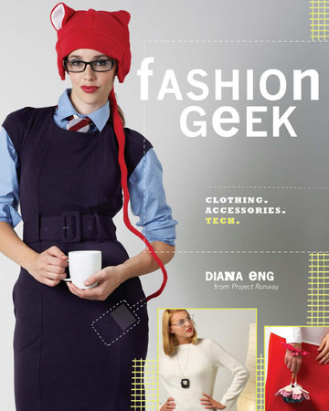 Fashion Geek by Diana Eng