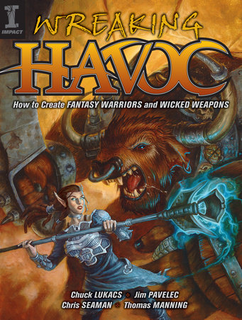 Wreaking Havoc by Jim Pavelic and Chuck Lukacs