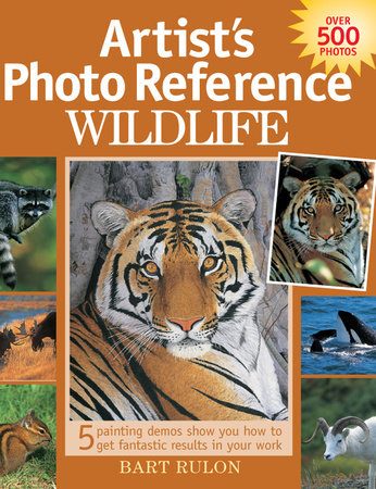 Artist's Photo Reference - Wildlife by Bart Rulon