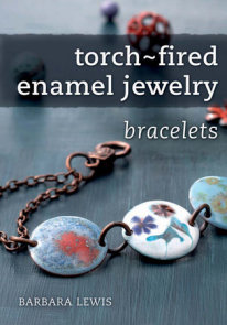 Torch-Fired Enamel Jewelry, Bracelets
